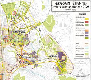 Accord cadre en matière de déplacement à Saint-Etienne (42)