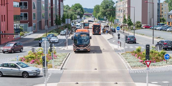 SCE mobilité transport