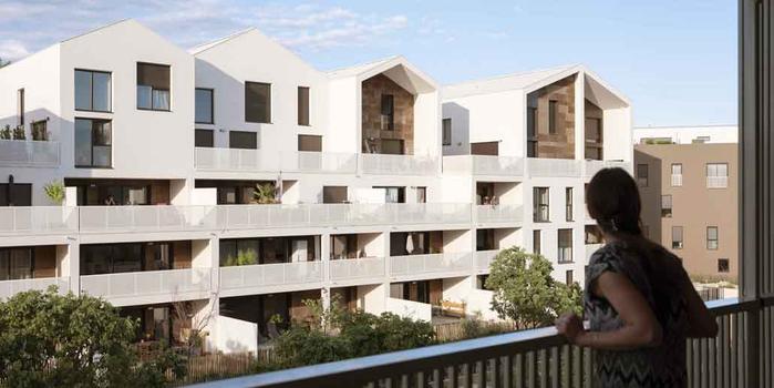 domaine projets urbains Roquefraisse à Saint-Jean de Védas