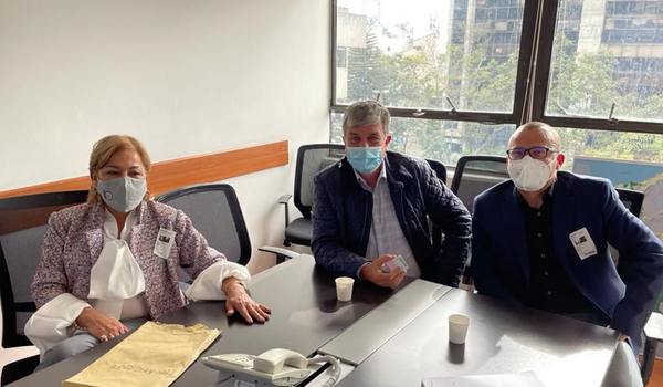 Actualité : S3D s'implante en Colombie