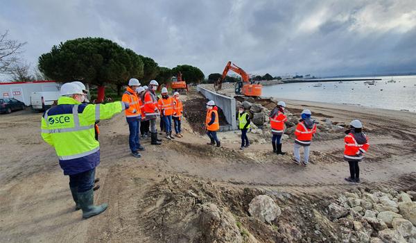Actualité : Protection du quartier de Port Neuf à La Rochelle contre la submersion marine_1132x660