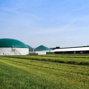 projet : unité de méthanisation agricole