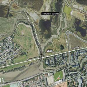 projet : remplacement du tablier d'un pont-rail