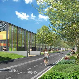 Projet : Aménagement de la friche de la ZAC du centre de Decazeville (12)