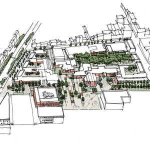 Affirmer le Campus Lebon en cœur de ville du Havre