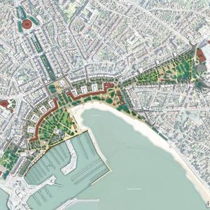 Etude de redynamisation du centre-ville de Royan