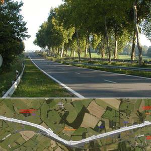 Projet : Mise a 2x2 voies de la RN7 à Saint-Pierre-le-Moutier (58)
