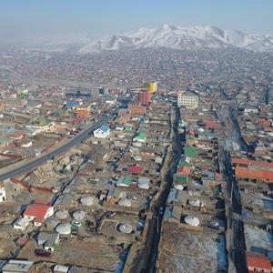 Projet : 160373 Mongolie