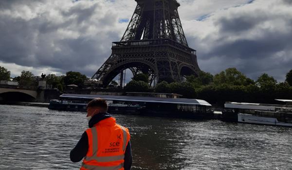 Actualité : les hydrobiologistes au coeur de Paris