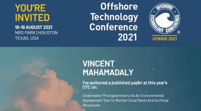creocean actualites OTC conference