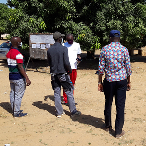 Project : Technical assistance for Integrated Flood Management Project in Senegal (PGIIS)