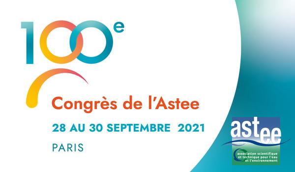Actualité : 100e édition du Congrès de l'ASTEE !