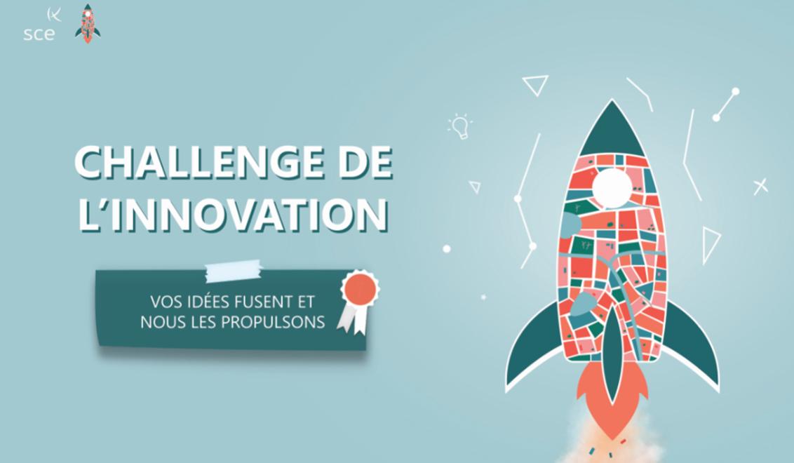 Actualité : Challenge de l'Innovation Sce - Interview du jury